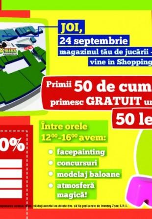 PREMIERĂ: Noriel deschide primul magazin în județul Hunedoara,  în Shopping City Deva