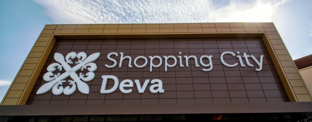 Shopping City Deva Detaliu