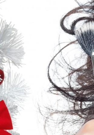 3 idei de makeup pentru seara de Crăciun