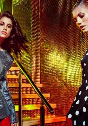 GHID: Cum să porți cu stil hainele strălucitoare