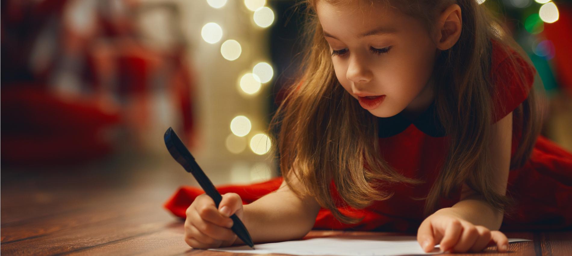 Cum să îi scriem o scrisoare lui Moș Nicolae?