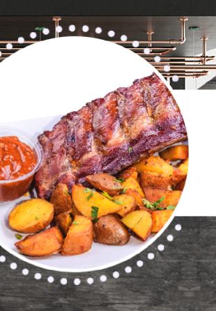 Ribs Grill – un nou loc cu mâncare 100% sănătos gătită!